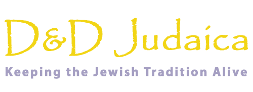 D and D Judaica